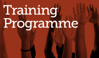 Logo Training Programme 2017, Source: ESTICOM